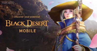 Black Desert Mobile Soft-launching in English on October 24