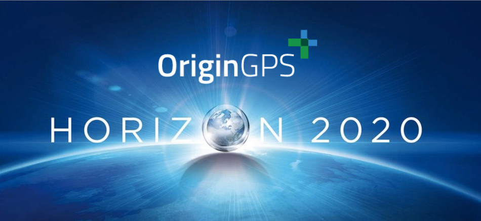 OriginGPS wins prestigious Horizon 2020 grant from European Commission