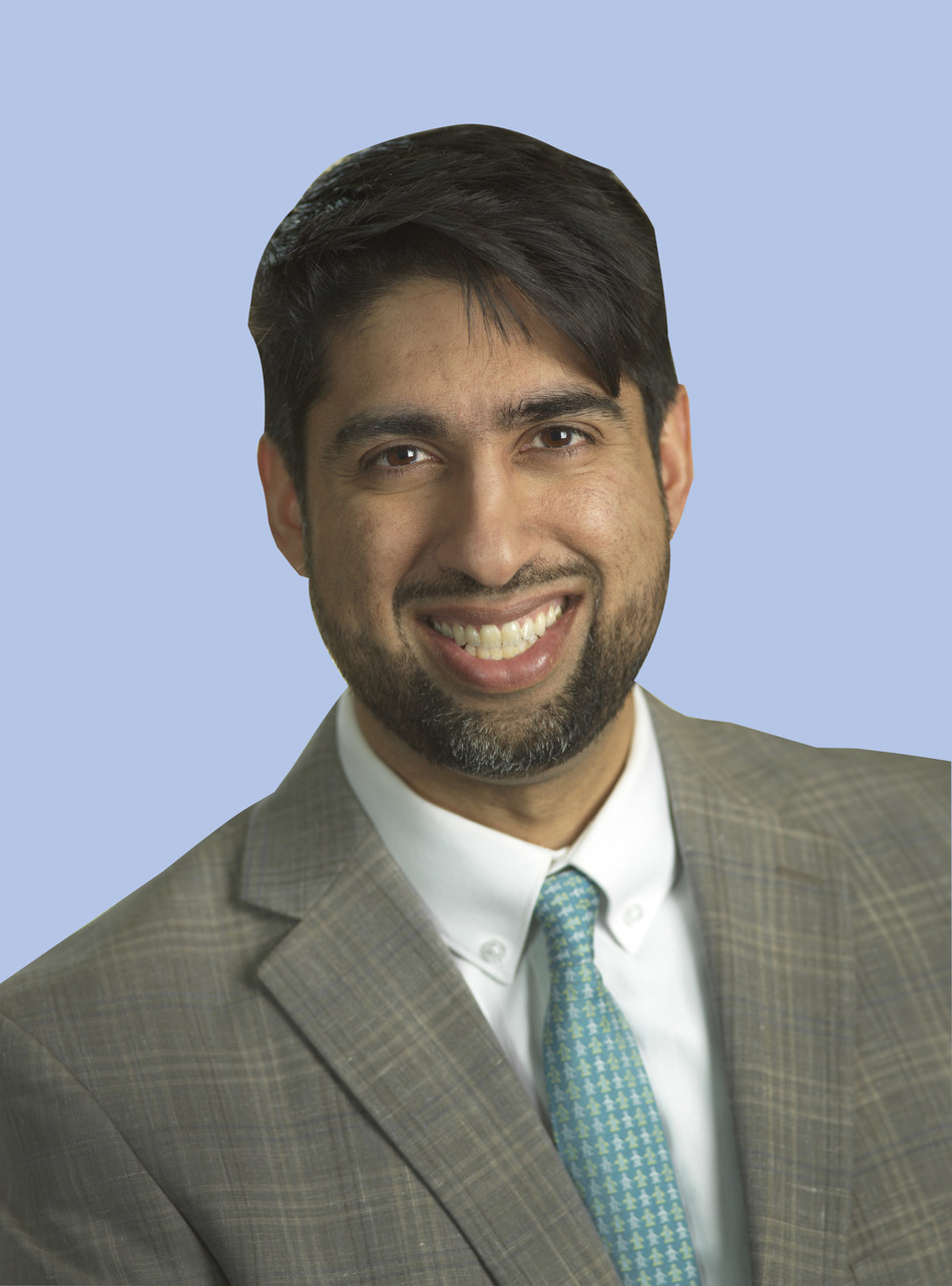 Haroon A. Chaudhry, M.D., co-president of Apex Eye