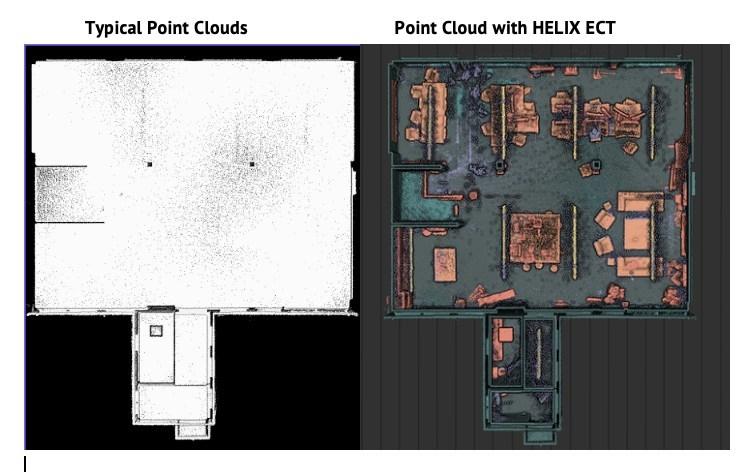 HELIX RE announces Enhanced Cloud Technology applying geometric deep learning to digital twins