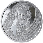 Royal Canadian Mint Silver Collector Coin Honours Métis Leader and Father of Manitoba Louis Riel