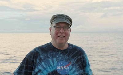 Eric Lindstrom博士最近擔任的職務是美國航空航天局(NASA)華盛頓總部地球科學部物理海洋學項目科學家