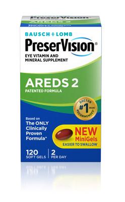 PreserVision® AREDS 2 Formula minigel eye vitamins