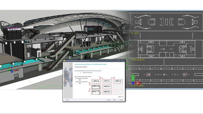 Bentley Systems的设计集成产品通过数字孪生将BIM提升至4D