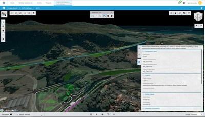 Bentley软件公司宣布推出新的用于基础设施工程数字孪生的iTwin云服务
