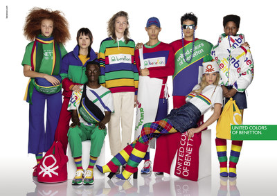 Benetton Heritage Collection