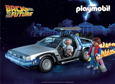Playmobil has a new toy line celebrating the 35th Anniversary of