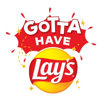 Gotta Have Lay's Logo