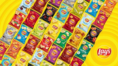 Lay's Redesigned Packaging Image