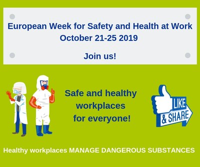 European Week for Safety and Health at Work