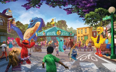 SeaWorld Entertainment and Sesame Workshop, the nonprofit educational organization behind Sesame Street®, revealed that San Diego will be the location of a new Sesame Place® theme park. Sesame Place San Diego, only the second Sesame Place® in the United States, will be the first Sesame Place on the West Coast and will open in spring 2021.