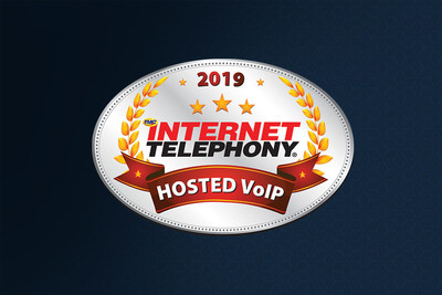 Broadvoice Awarded a 2019 INTERNET TELEPHONY Hosted VoIP Excellence Award