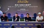 Phil Mickelson and Li Haotong Inspire Junior Golfers in Macao
