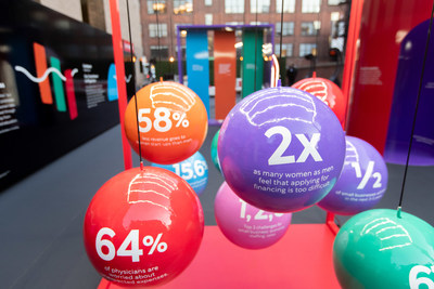 Scotiabank brings Path to Impact to life during Small Business Week. (Photo credit: Sarjoun Faour) (CNW Group/Scotiabank)