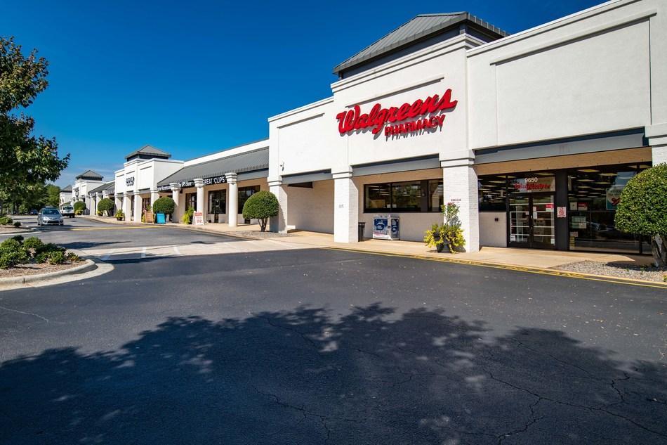 Walgreens at Harvest Plaza in Raleigh, North Carolina