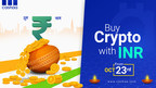Cashaa Expands Wallet Features, Enables Indian Residents to Buy BTC With INR
