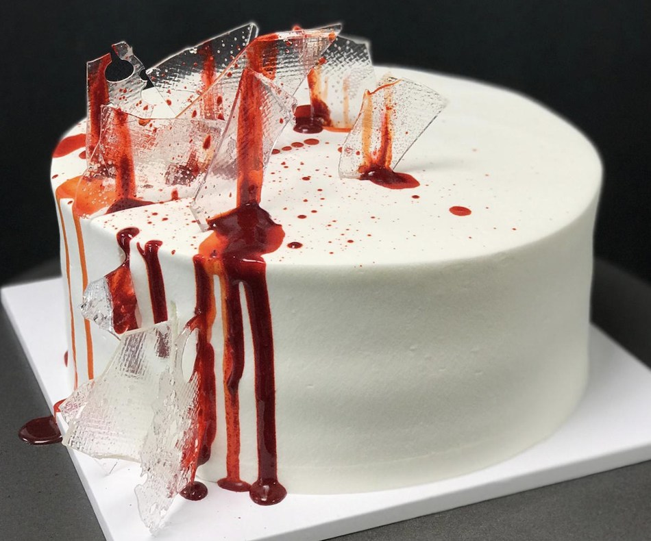 Your Answer To The Best In Scary Sweet Halloween Cakes