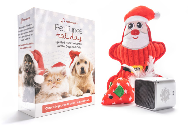 Pet Tunes Holiday Gift Pack