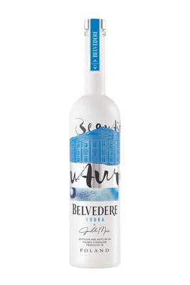 Belvedere Vodka lanza una botella edición limitada en colaboración con la actriz y cantante Janelle Monáe