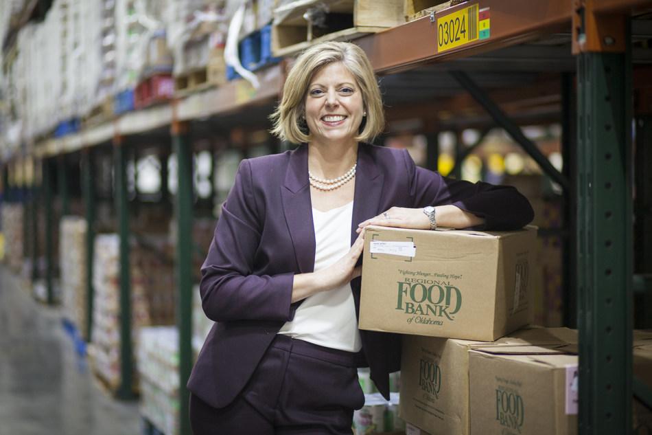 (PRNewsfoto/Feeding America)