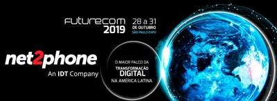 Net2phone lança marca na 21ª edição da Futurecom