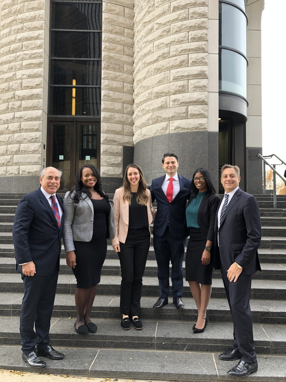 The Bellwether Opioid Legal Team