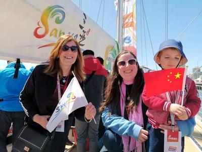 Sanya, destino tropical chino, promueve sus recursos turísticos en Punta del Este