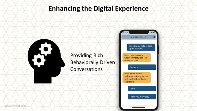 Enhancing the digital experience