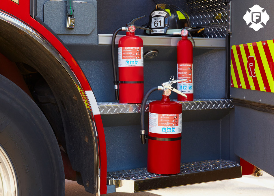 Operating a fire extinguisher can make people feel uneasy, which is why First Alert provides tools to help educate the community through local fire departments.