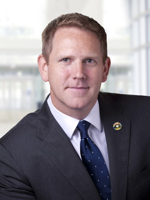 Ian Dunhill, GES Executive Vice President of Finance