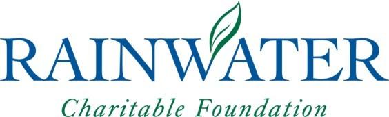 Rainwater Charitable Foundation Logo (PRNewsfoto/Rainwater Charitable Foundation)
