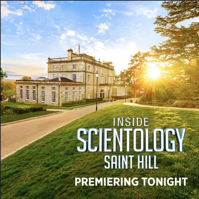 Inside Scientology: Saint Hill premieres Monday, October 21.