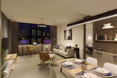 LN Residence, Changdi Guangzhou
