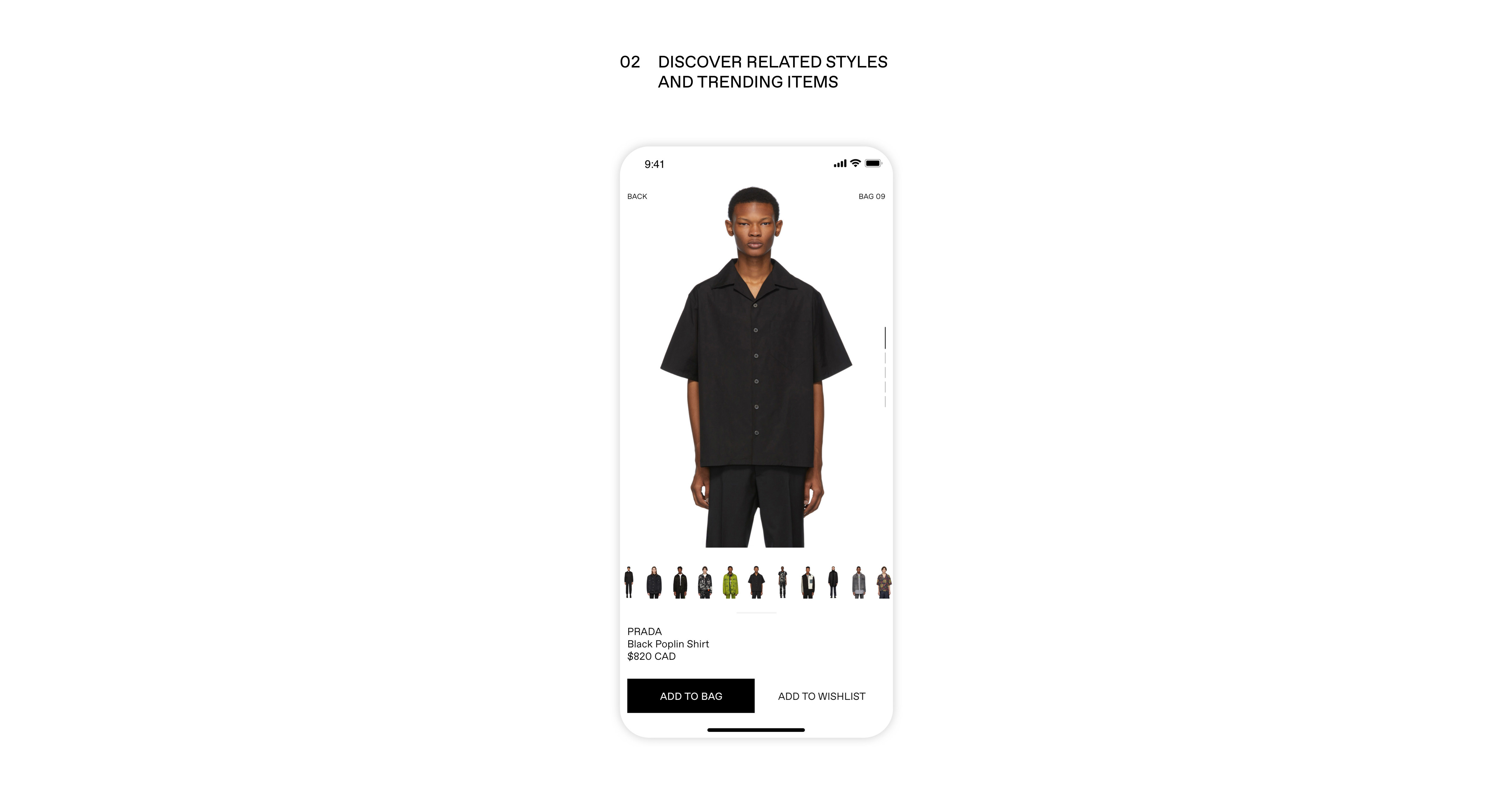 Global fashion platform, SSENSE, launches a mobile app designed to ...