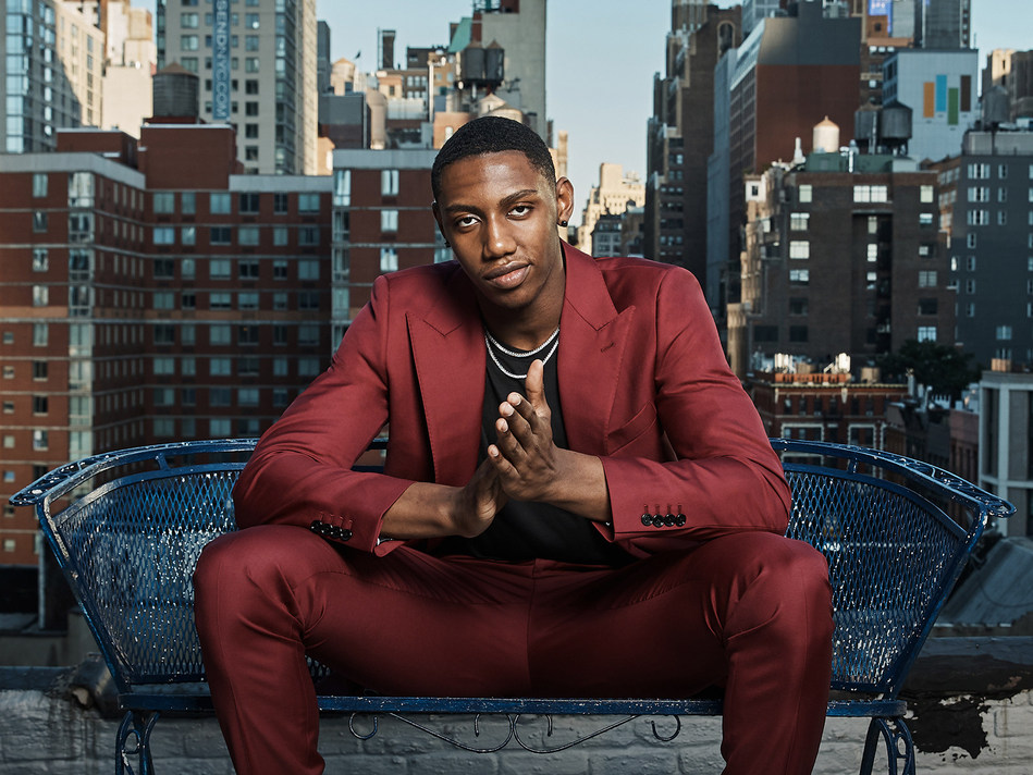 INDOCHINO Launches Custom Collection with New York Knicks Rookie Star RJ Barrett (CNW Group/Indochino Apparel Inc.)