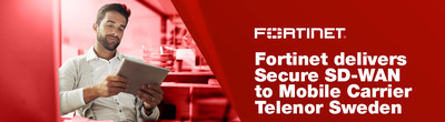 Telenor Selects Fortinet to Deliver One of the Nordic Region's First Secure SD-WAN Services