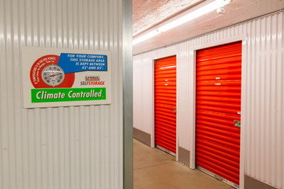 Open for Business: 1,364 Storage Rooms at U-Haul of Hill Field