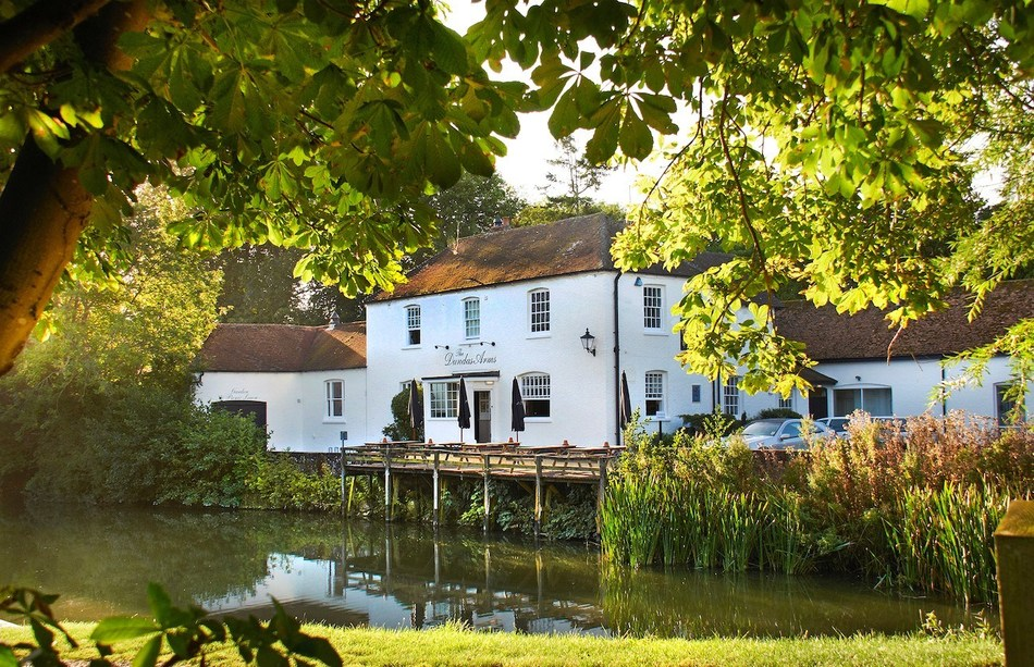 Regional pubs and inns like the Dundas Arms in Kintbury are set to benefit from a rise in countryside staycations, new research shows. Photograph: The Epicurean Club.