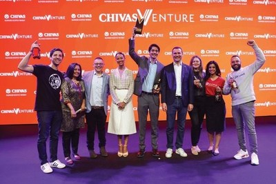 Entries for Chivas' global $1m competition for startups that blend profit with purpose close in one week!