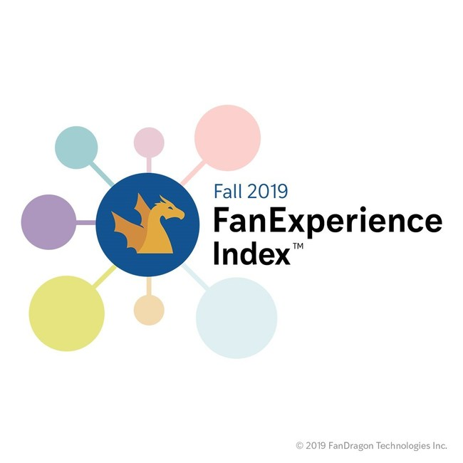 Fan Experience Index Fall 2019 - Commissioned by FanDragon Technologies
