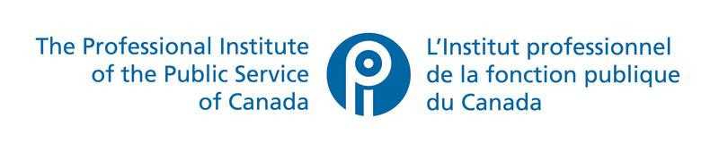 Logo: The Professional Institute of the Public Service of Canada / L'Institut professionnel de la fonction publique du Canada (CNW Group/Professional Institute of the Public Service of Canada (PIPSC))