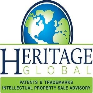 Heritage Global Patents & Trademarks Logo