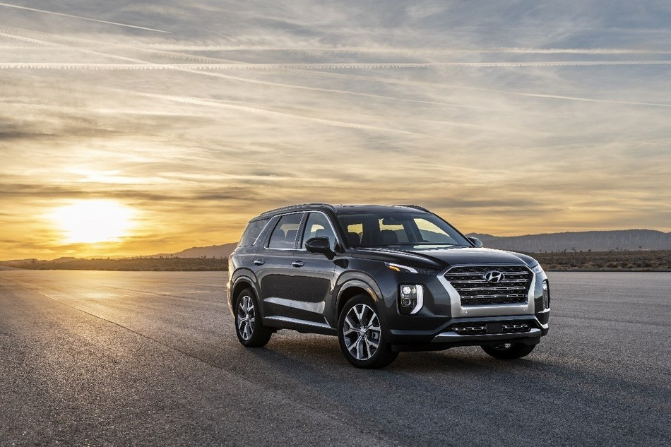 Miami Auto Show 2020.2020 Hyundai Palisade Named Official Show Vehicle Of The