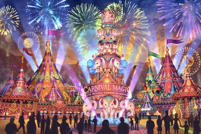 Phuket FantaSea introduces 'Carnival Magic', the world's first Thai Carnival Theme Park