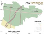 Pacton Encounters Multiple New High-Grade Gold Samples, Including 101.3 g/t Au and 33.9 g/t Au