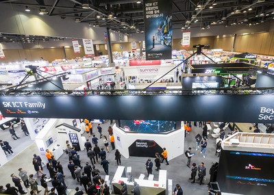 SECON 2020, Asia's Leading Integrated Security Exhibition, is held from 18th to 20th March 2020 at KINTEX (Hall 1-3)
