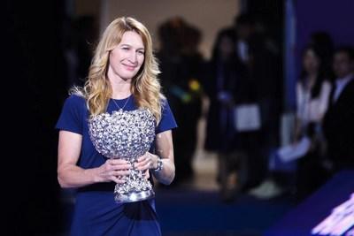 Global Ambassador of Hengqin Life WTA Elite Trophy Stefanie Graf