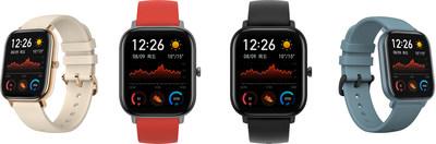Huami anuncia el lanzamiento de su nuevo smartwatch Amazfit GTS en la IFA 2019