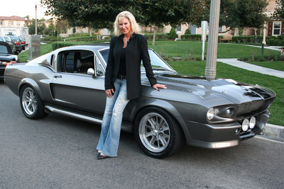 Brand New Muscle Car Is Granted a License to Build Official Licensed «Gone in 60 Seconds» ELEANOR® Star Car by Denice Halicki