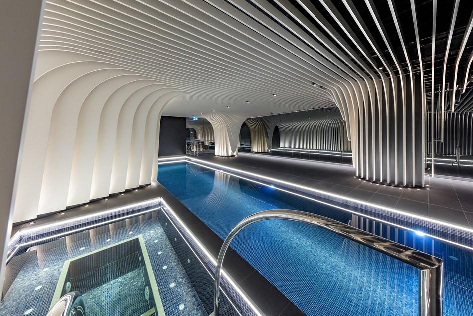 Arc by Crown Group indoor pool